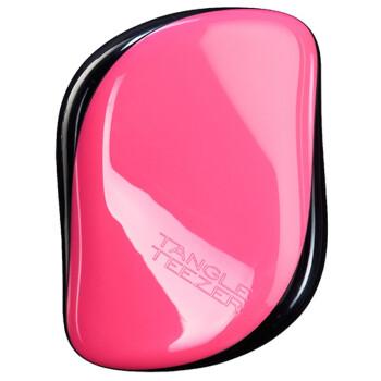 Tangle Teezer 经典 便携美发梳·粉黑色 79元包邮