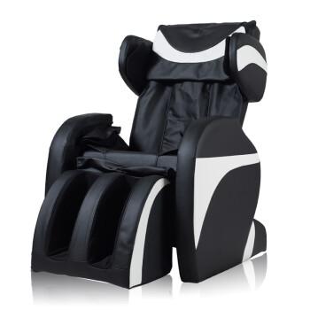 Ocim 按摩椅家用 太空舱零重力全身多功能按摩椅 黑色