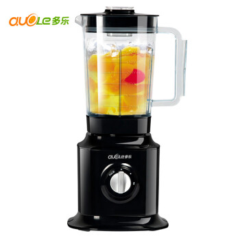 Multi-Music (duole) cooking machine multifunctional household food mixer electric Fruit juice Juicer DL-BL04PP-A Silver Black