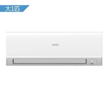 扬子(YAIR)大1匹 壁挂式 家用 定速 冷暖空调(纯铜管)KFRd-26GW/080-E3