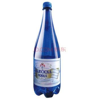 萨奇  Saqi 苦味饮用水 捷克进口 买1瓶赠2瓶 1000ML*1(单瓶)
