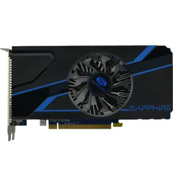 蓝宝石(Sapphire) HD7770 2G GDDR5白金版1000/4000MHz 2GB/128bit GDDR5 PCI-E 显卡