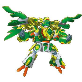 斗龙战士3龙印之战合体变形儿童玩具全套十二星龙手环铠甲兽森美拉(8.图片