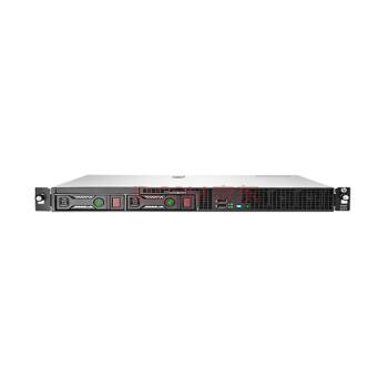 惠普 HP DL320 G8 1U机架式2盘位服务器主机 300W电源 双口千兆网卡 743490  G3220 双核3.0G 原厂标配 无硬盘
