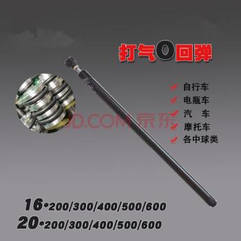 打气筒高压气动元件单向阀直压气缸气阀气瓶气室1620清洁 16*300图片
