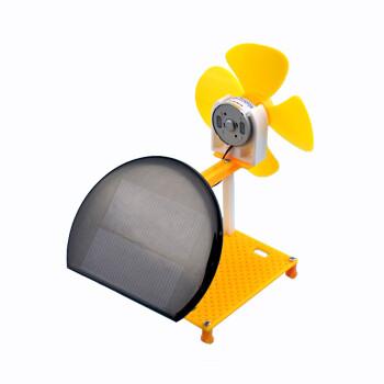太阳能电扇diy科技小制作小发明学生科学物理实验手工