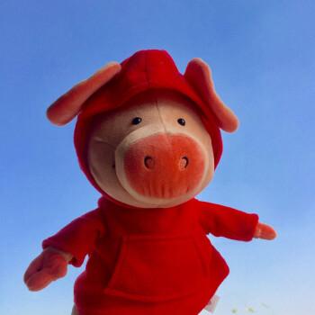 王源同款猪毛绒玩具女生可爱丑萌社会小猪威比猪ins玩偶娃娃公仔z
