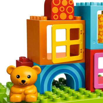 LEGO B&M Duplo 得宝创意拼砌系列 10553百变积木组  ¥129,叠加299-40,购物车直接送点读笔