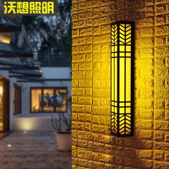 云石壁灯led户外防水走廊灯景观灯酒店外墙别墅灯室外图片