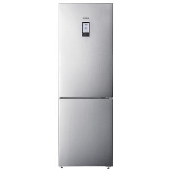 西门子(SIEMENS) BCD-322W(KG33NA2L0C) 322升 风冷无霜 双门冰箱 LCD液晶显示屏 金属酒架(不锈钢色)