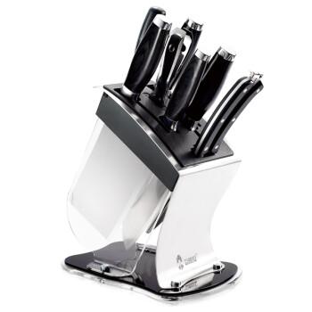 巧媳妇全套厨房菜刀具8件套装( t-748-8)