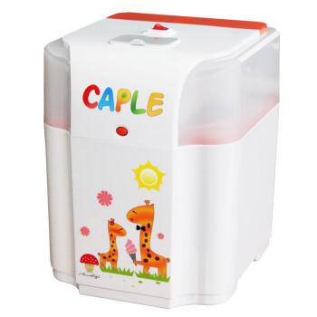 客浦(caple)全自动家用软冰淇淋机 冰激凌机 ICE1520(黄色)