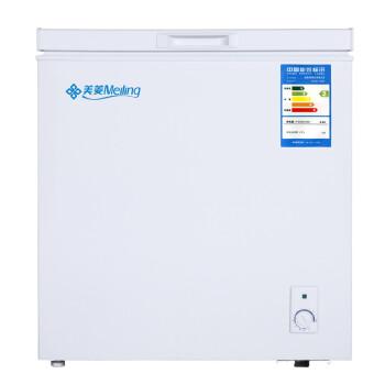 美菱(MeiLing)BC/BD-142DT 142升 冷柜(白色)