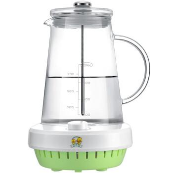 贝贝鸭恒温调奶器暖奶暖水壶全玻璃温度计显示温度SY-A10E