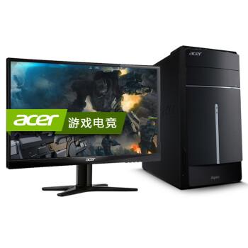 宏碁 (acer) ATC-700MP 游戏台式电脑(四核i5-4460 4GB 500GB GTX745 4GB独显 技嘉B85 键鼠 Win8.1)23英寸