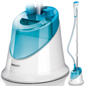 飞利浦(Philips)挂烫机GC502/28 惠捷系列蒸汽挂烫机(天空蓝)
