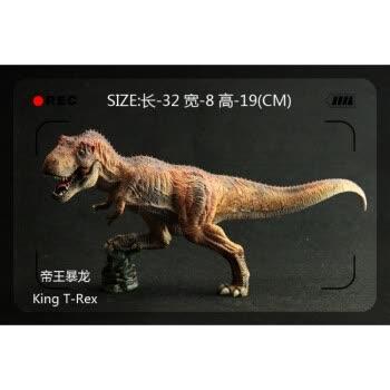 侏罗纪儿童仿真恐龙世界动物玩具模型迅猛龙 霸王龙 暴龙 翼手龙 2016