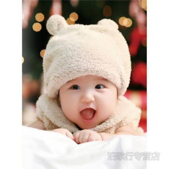 漂亮可爱宝宝图片婴儿海报宝宝画报贴画孕妇早教胎教海报新款 r13(60