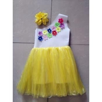 儿童环保服diy手工制作时装秀演出服幼儿园服装女亲子