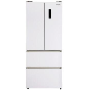创维(Skyworth) W39KG 397升四门冰箱 风冷无霜 电脑温控(皓白)