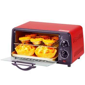 九阳(Joyoung)电烤箱家用多功能烤箱10L烘焙工具KX-10J5