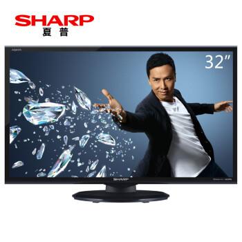 夏普(SHARP)LCD-32DS15A 32英寸 液晶电视 日本原装面板(黑色)