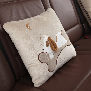 多奇头枕腰靠汽车抱枕被车内饰品美梦成真全系列效果展示四方抱枕
