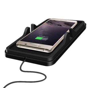 索士无线充电器三星S6小米华为联想小米车载苹果2s安卓5.1.1图片