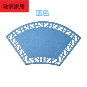 幼儿园教室装饰中国风扇形吊饰 马勺脸谱创意空中走廊