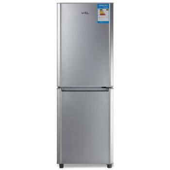 威力(WEILI) BCD-160MH 拉丝银 160升 双门冰箱