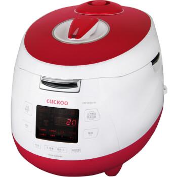 韩国福库(CUCKOO)多功能高压电饭煲 CRP-M1021SR 5L(红色)