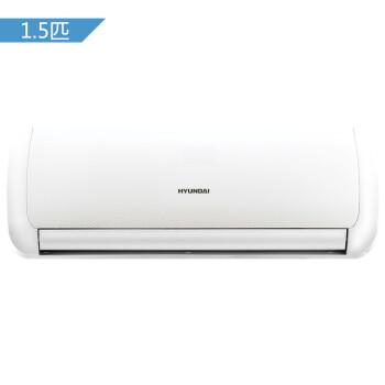 韩国现代(HYUNDAI)1.5匹 变频 智酷 冷暖 挂机空调(除甲醛) 白 HA35GW/EBP(H25)+N3A