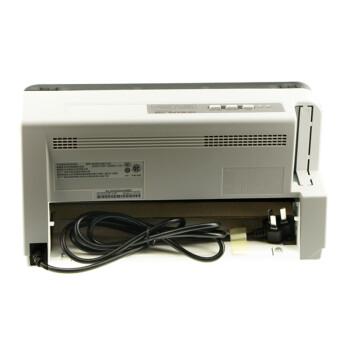 OKI ML210F,24针82列针式打印机,平推票据税控发票,出库单报表打印机1+3联