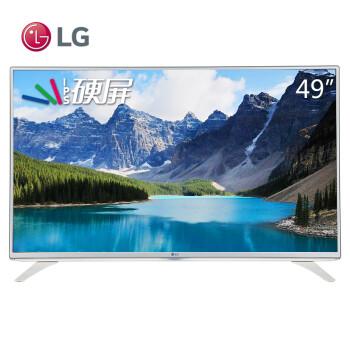 LG 49LF5900-CA 49英寸智能 窄边 IPS硬屏 LED液晶电视(银色)
