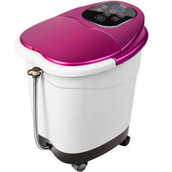 索科(SOKO)SK-8306-A公主粉色全自动超级深桶足浴器