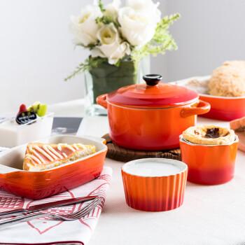 Siv.Heike 西芙 法式烘焙陶瓷餐具5件套装 139.9元(可满199-100)