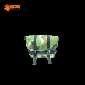 坦克世界限量定制版迷彩邮差包  便携 定制邮差包 军绿色