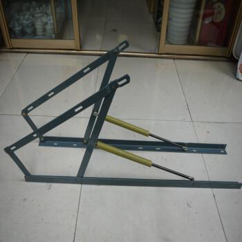 加厚床用液压杆 床支架 气弹簧榻榻米 压缩支撑杆 床箱举升器图片