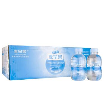 世罕泉 天然苏打水500ml*24瓶  整箱