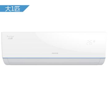 格力(GREE)大1匹 定速 品圆 冷暖 壁挂式空调 KFR-26GW/(26592)NhDa-3