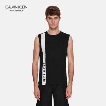 calvin klein performance/ck 18夏季新款 男士运动背心 4mt8k119 007