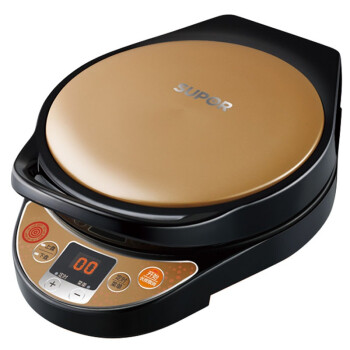 苏泊尔(SUPOR)电饼铛煎烤机JC30A823-130智能火红点