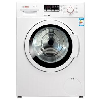 博世(BOSCH) WAP202C00W 7.5公斤 滚筒洗衣机 冲浪洗系列(白色)XQG75-WAP202C00W