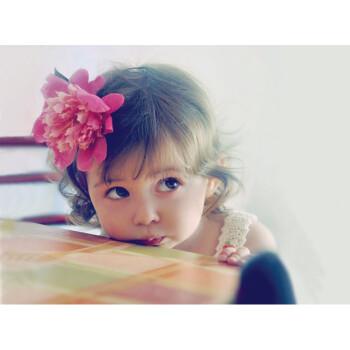 宝宝海报照片画报画像漂亮可爱男婴儿画孕妇备孕胎教大图片墙贴画 7号