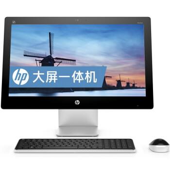 惠普(HP)23-q158cn 23英寸 一体机(i5-6400T 8G 1T 2G独显 Win10)白色