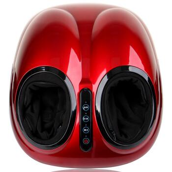 朗康 足疗机 气囊全包裹脚部按摩器 电动按摩足疗仪LK-8801 红