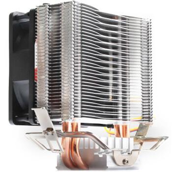 超频三(PCCOOLER)红海MINI CPU散热器(多平台/红海迷你/8cm风扇/附带硅脂)