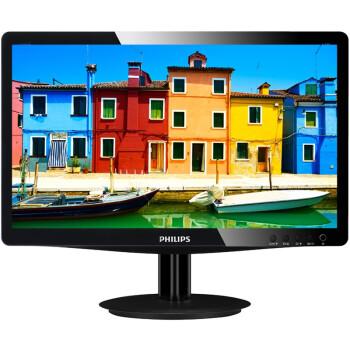 飞利浦(Philips)166V3LSB 15.6英寸LED背光 液晶显示器