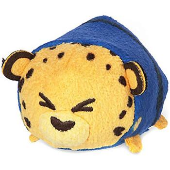 迪士尼 疯狂动物城 兔子朱迪 狐狸尼克 屏幕擦毛绒玩具挂件 豹子
