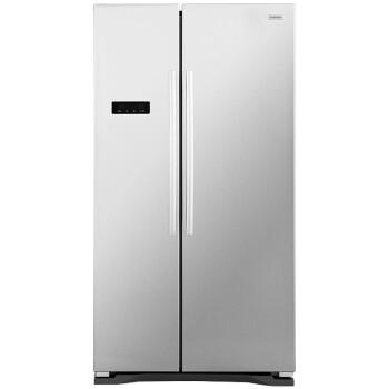容声(Ronshen)BCD-558WD11HP 558升 对开门冰箱 矢量变频 家用节能 电脑控温 风冷无霜大容积(雅金钢)